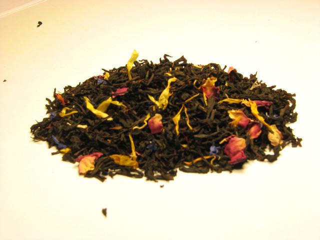 Чай чёрный весовой