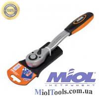 Ключ трещоточный с реверсом  MIOL 58-200