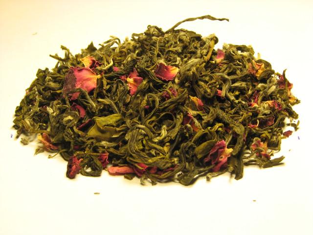 Чай зелёный весовой