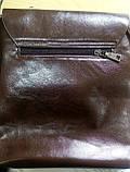 Мужская сумка POLO BULUO? коричневая, фото 3