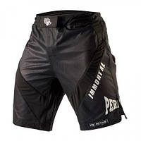 Шорты Peresvit Immortal Fightshorts Black Rain (401001-103), фото 1