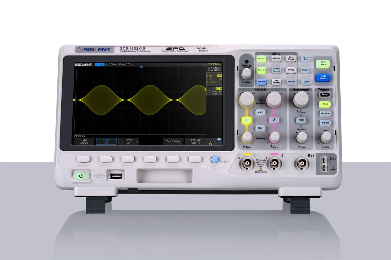Цифровой осциллограф Siglent SDS1102X