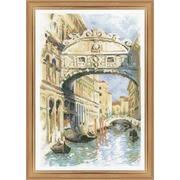 """Набор для вышивания Риолис  """"Венеция. Мост вздохов"""""""
