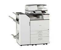 Цветной МФУ формата А3 3в1 -  Ricoh MP C4503SP.  Сетевой принтер/сканер/копир.