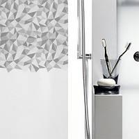 Шторка для ванной текстильная Spirella IROKO
