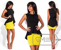 """Стильный молодежный костюм """" Классика с юбкой """" Dress Code, фото 1"""