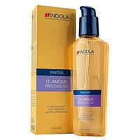 Новинка! Масло для блеска волос Glamour Precious Oil Indola