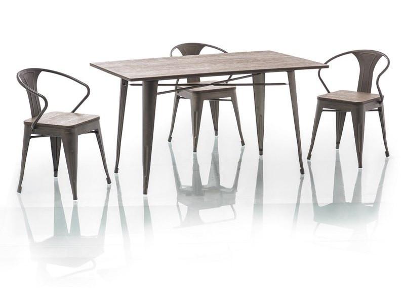 Деревянный стол Almir 140