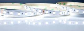 Светодиодная лента smd 5050 30д/м IP20 белый