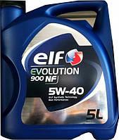 Моторное масло ELF  NF 5w40  только оригинал