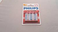 Батарейки PHILIPS P.L. LR6 4bl