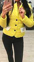 Куртка жіноча на синтепоні СУПЕР ЦІНА вш830, фото 1
