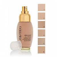 Тональный крем Shiseido White Lucent 75 ml (Шисеидо вайт луцент)