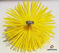 Щётка пластиковая для чистки дымохода от сажи ∅200мм