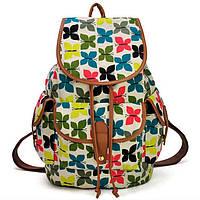 Молодежный рюкзак с бабочками