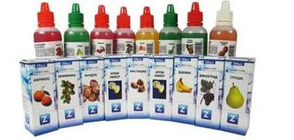 Жидкости для заправки электронных сигарет