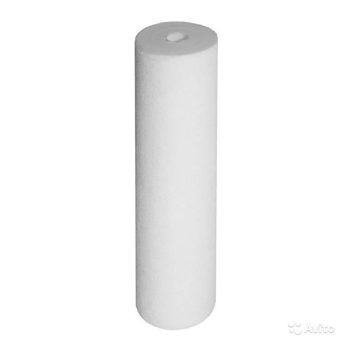 Картридж полипропиленовый 20ВВ 20 мкм (5 мкм)