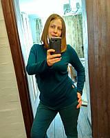 Гольф для беременных и кормящих мам.(фото клиентки)