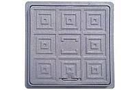 Люки полимерные квадратные