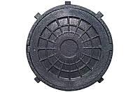 Люки полимерные круглые