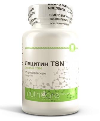 Лецитин TSN - для мозга, улучшение памяти, от нервов