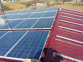 Сонячна електростанція на 28 кВт. м.Чернівці 2
