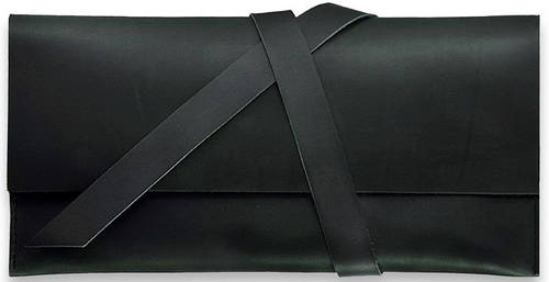 Оригинальный кожаный картхолдер BlankNote  BN-TK-1-g графит