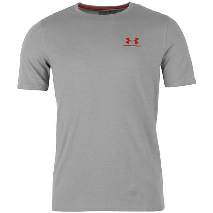 Футболка Under Armour CC Lock Up T Shirt Mens, фото 2