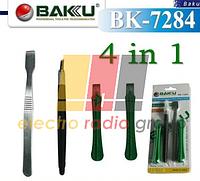 Набор инструментов  BAKKU  BK-7284