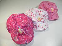 Кепка-панамка для девочки Barbie (Дисней), размеры 50 см (5 шт), 52 см (11шт), 54 см (5 шт), арт. 770-103