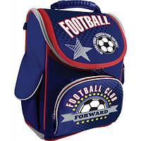 Рюкзак школьный каркасный 1 вересня Football H-11 552151