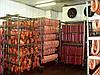 Холодильное оборудование для камеры осадки колбас.