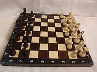 Шахматы сувенирные 27 см Польша, фото 1