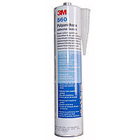 Полиуретановый клей-герметик 3M™ 560, черный, 310 мл