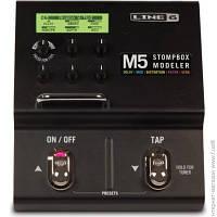 Гитарный Процессор Эффектов Line6 M5