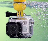 Плавающая ручка, поплавок для GoPro, SJCAM, Xiaomi Yellow, фото 1