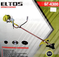 Триммер бензиновый ELTOS БГ-4300