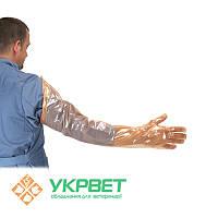 Перчатки для искусственного осеменения Krutex