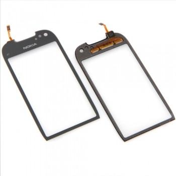 Тачскрин для Nokia C7-00. черный