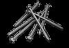 Гвозди строительные 4,0*120 мм, с конической рифленой головкой
