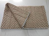 Одеяло  ватное облегченное,  140*205 см