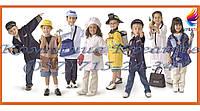 Детские тематические костюмы (под заказ от 50 шт) с НДС