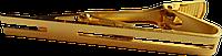 2 х полосный галстучный зажим латунь