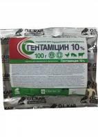 Гентамицин 10% порошок 100 г