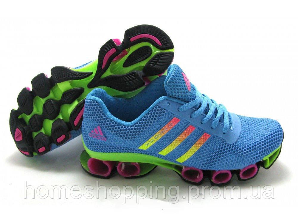 Кроссовки Женские Adidas Bounce Mega 3D