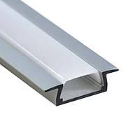 Профиль для светодиодной ленты Feron CAB251(врезной)
