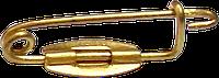 Крепление для значков, медалей и бейджей – булавка 15 мм