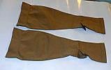 Гольфы компрессионные 2кл. бежевые открытый носок., фото 4