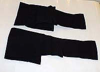 Гольфы компрессионные  мужские 2кл.  открытый носок. черные, фото 1