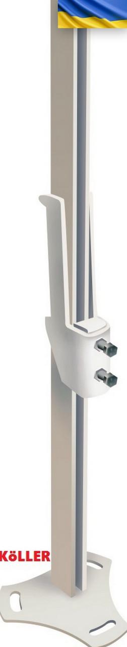 Крепление напольное для радиаторов 500 мм Koller